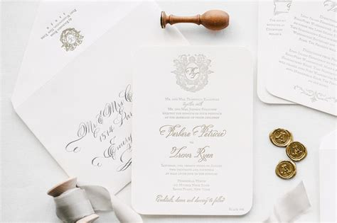 Letterpress Wedding Invitations by How To Order Custom Letterpress Wedding Invitations De