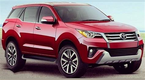 Toyota New Model New Model 2016 Toyota Fortuner Pics Front Carblogindia
