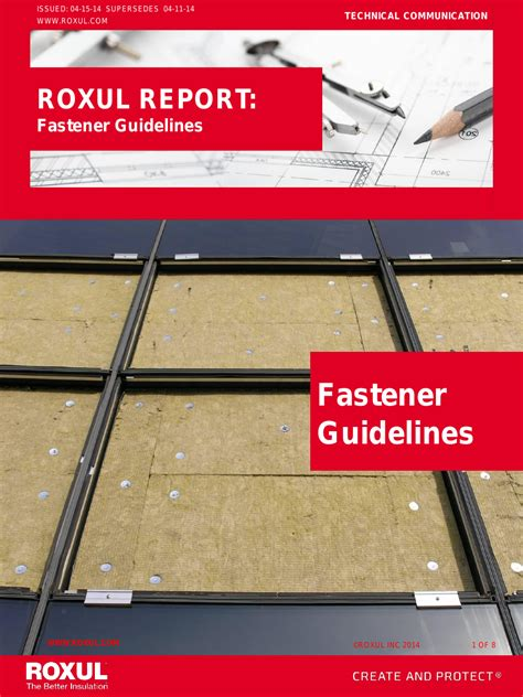 roxul curtain rock roxul comfortboard cis user manual 8 pages also for