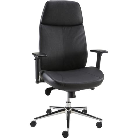 Sale On Staples Vitali Cow Split Leather Executive Chair Staples Office Desk Chairs
