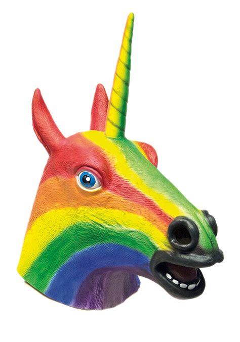 unicorn rainbow rainbow unicorn mask
