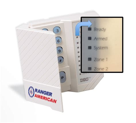official ranger american 174 security alarm system owners