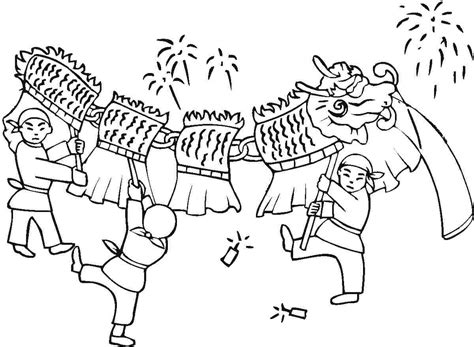 coloring pages of chinese new year chinese new year animals coloring pages coloring home