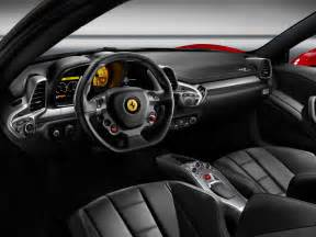 Inside Of A 458 Italia Interior 458 Italia 2010 Lista De Carros