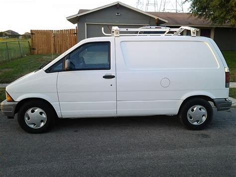 auto air conditioning repair 1986 ford aerostar user handbook find used 1997 ford aerostar cargo van in san antonio texas united states for us 3 800 00