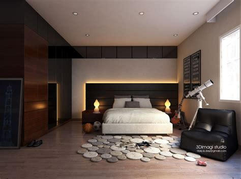 Live Your Dreams By Choosing A Modern Design For Your Bedrooms By Design