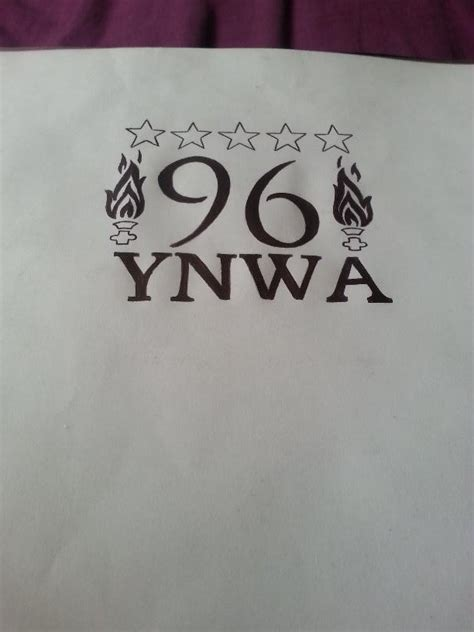 ynwa tattoo designs ynwa design by jongresty on deviantart