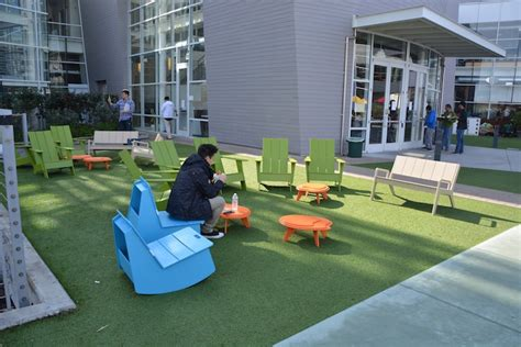 google office california exclusive picture tour of google s headquarters in