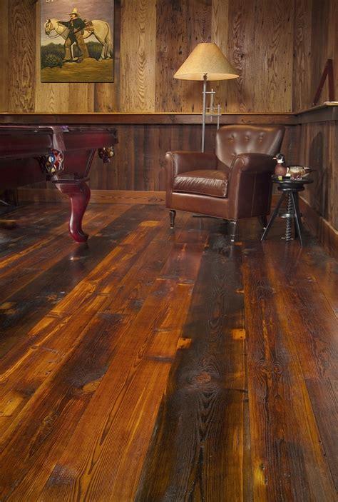 Barn Wood Flooring by Barn Wood Floors New Kitchen Ideas