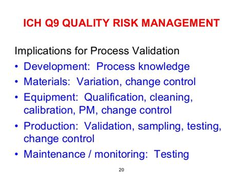 Commitment Letter For Risk Management Plan Fda Process Validation Guidances Fda And Global
