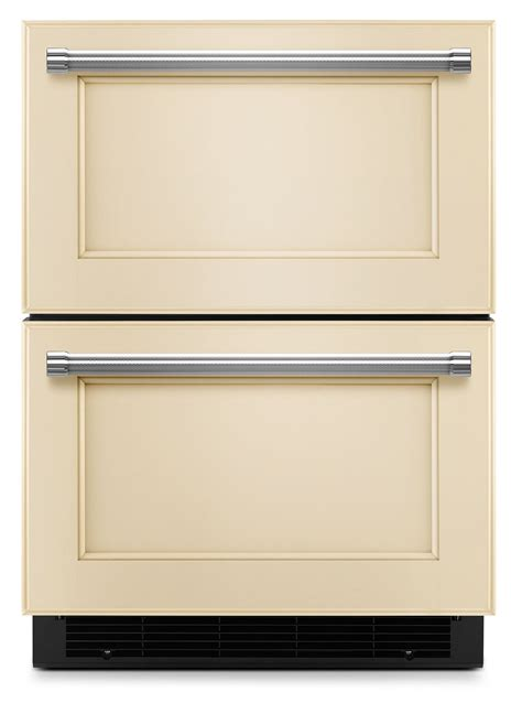 Kitchenaid Refrigerator Drawers by Kitchenaid 24 Quot Refrigerator Drawer Panel Ready