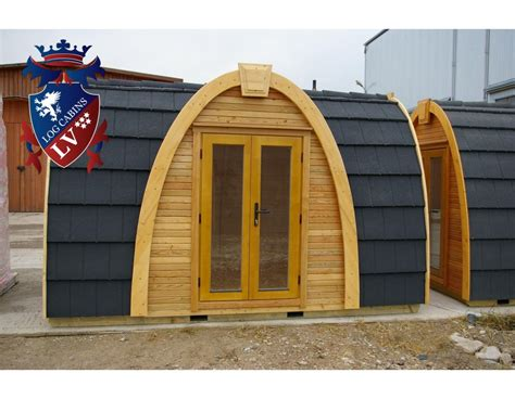 Cabin Building Plans euro camping pod cabins