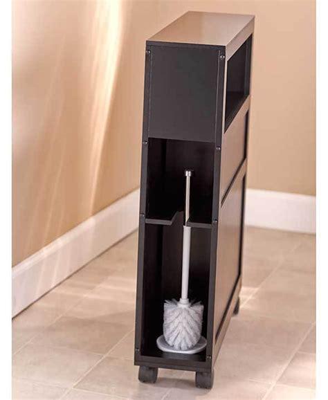 black bathroom storage drawers black slim bathroom storage cabinet rolling 2 drawers open