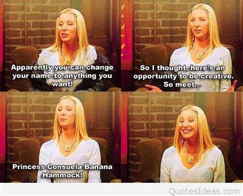 Banana Hammock Friends tv inspirational quotes and sayings
