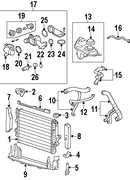 Questions on Changing Thermostat Housing and Outlet Pipe