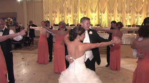Best Bridesmaid Groomsmen Dance Flash Mob PAL & KATS   YouTube