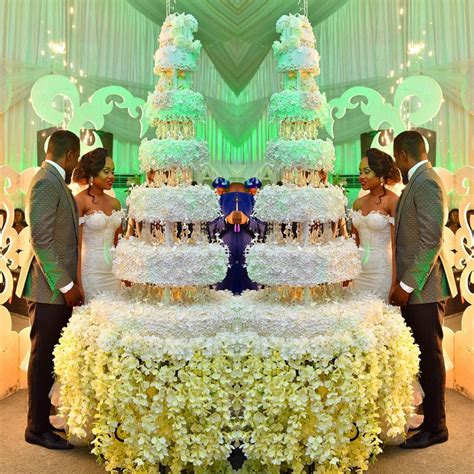 Wedding Cakes Wi by The Gallery For Gt Nigerians Dress