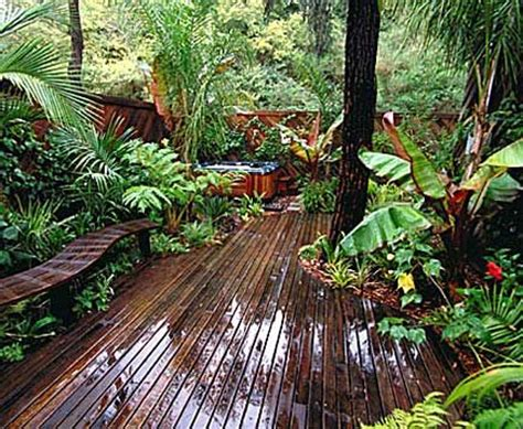 25 best ideas about backyard paradise on