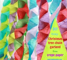 How To Make Crepe Paper Decorations - best 25 crepe paper garland ideas on crepe