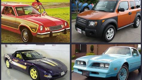 Worst Color Car To Buy by The Ten Worst Production Car Color Combinations