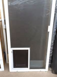 Pet Door For Screen Door Mobile Screen Repair Mobile Screen Repair