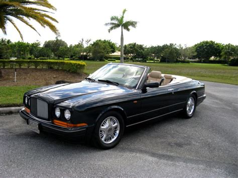 1997 bentley azure buy used 1997 bentley azure in clermont florida united