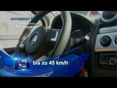 6 Km H Auto by Werbespot 45 Km H Auto Vom Autodienst Teltow