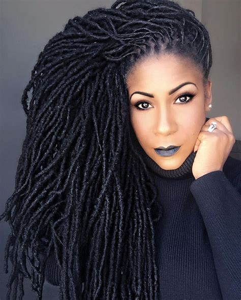 Dreadlock Hairstyles by Loc Styles A Collection Of Ideas To Try About Hair And