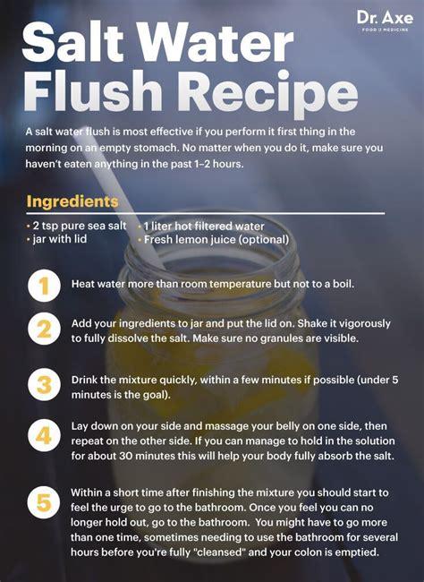 Salt Detox Diet by 100 Colon Cleanse Recipes On Detox
