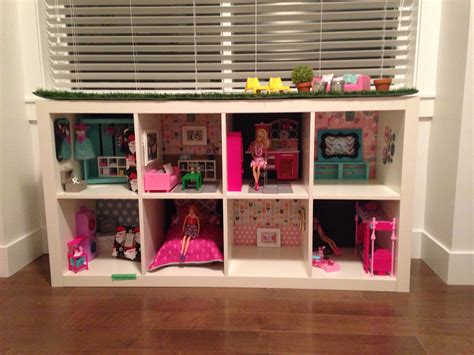 what is ikea furniture made out of s dreamhouse created out of an ikea expedit shelf