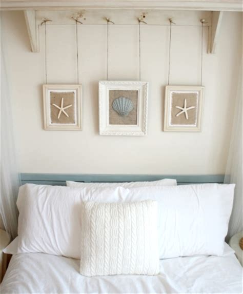 Coastal Wall Decor Bedroom by 12 Creative Framing Ideas For Starfish Coastal Decor