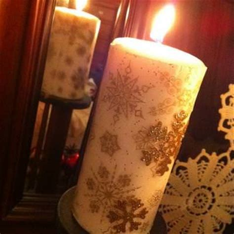 Candle Decoration Craft by Three Easy Candle Crafts Home Decor Gifts Tip Junkie