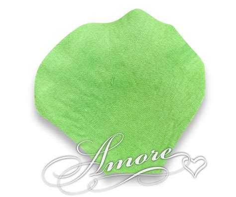 key lime green key lime green silk petals wedding 2000 irosepetals