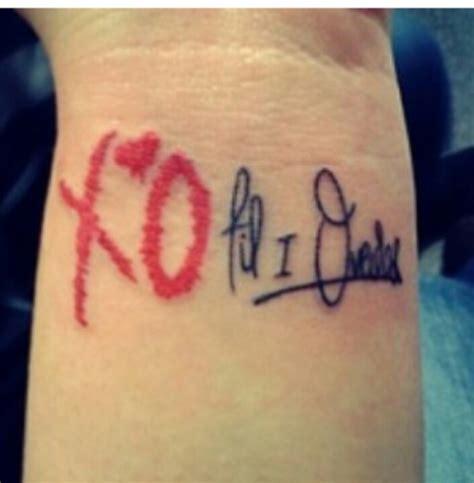 xo tattoo pinterest xo till i overdose c tattoos pinterest