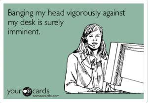 Head Desk Meme - digital strategist archives lynette radio