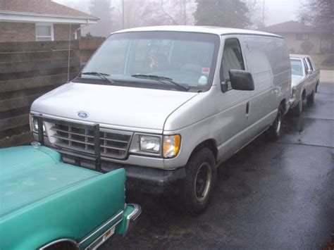 1995 ford econoline e250 service manual 1994 ford econoline and club wagon foldout wiring