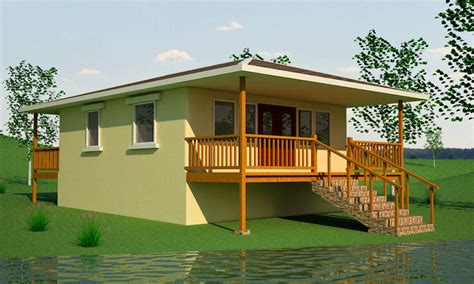 beachfront house plans house plans on pilings small house plans
