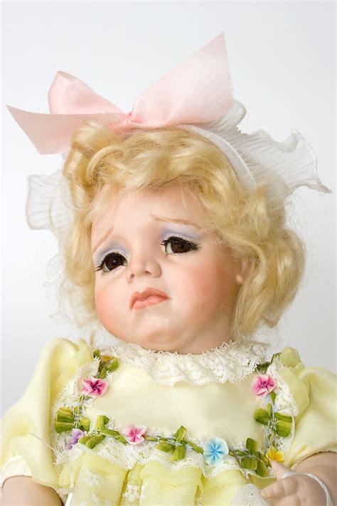 porcelain doll artists locket porcelain limited edition doll by susan