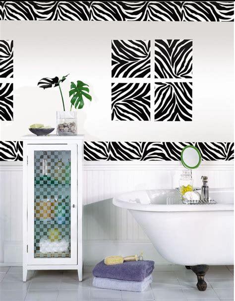 Zebra Bathroom Decorating Ideas Zebra Bathroom Themes Florist Home And Design