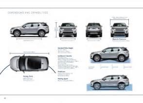 Floor Planning App land rover discovery sport brochure