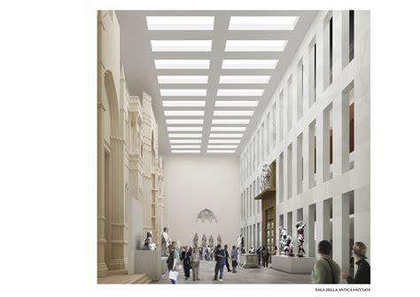laboratorio scenotecnica antica comune di la sala dell antica facciata progetto x il nuovo museo