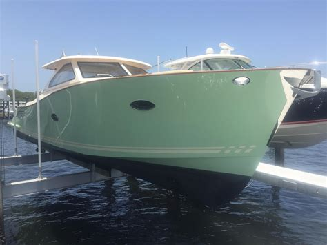 lobster boat for sale florida 2011 used gagliotta 35 italian picnic lobster fishing boat