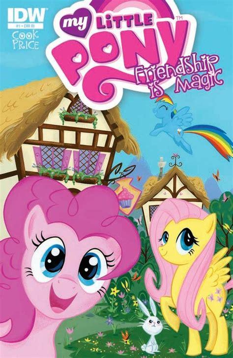 my little pony friendship is magic 2012 idw comic books preview my little pony friendship is magic 1 idw
