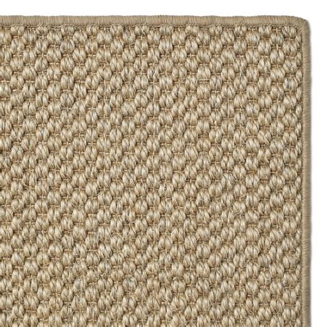 sisal rugs sisal rug halite williams sonoma