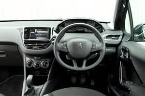 Peugeot 208 Inside Image Gallery Peugeot 208 Interior