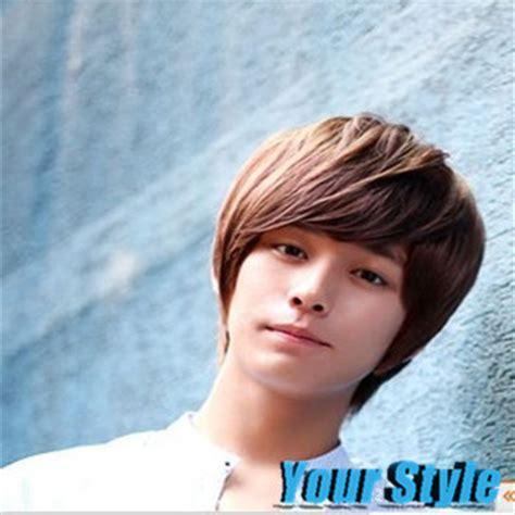 short boy cut wigs natural wigs sale popular asian men wig buy cheap asian men wig lots from