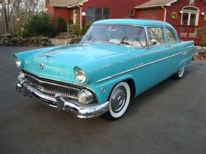 1955 Ford Customline 1955 Ford Customline Fords