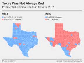 texas voting map mapping the changing of the lone state fivethirtyeight