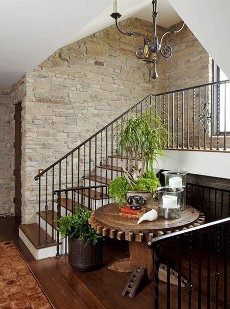 diseno  decoracion de la casa ideas  decorar la fachada de la escalera de una casa