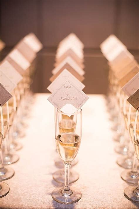 sle wedding table place cards 10 gorgeously creative ideas for wedding place cards